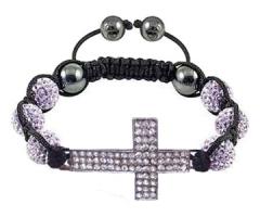 Bracelet_cross_silver
