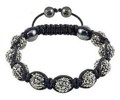 Bracelet_disco_dark_silver