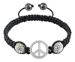 Bracelet_peace_silver