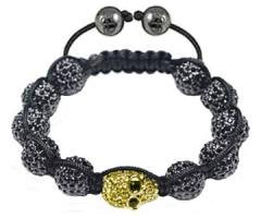 Bracelet_skull_black